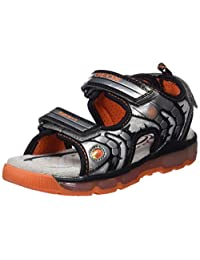 Geox Boy's J Sandal Karly BOY Fashion Sandals