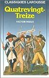 img - for Quatre-vingt-treize (extraits) book / textbook / text book