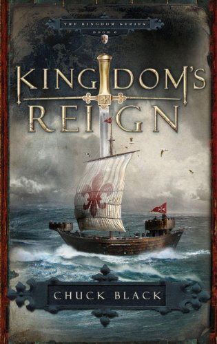 book cover of Kingdom\'s Reign