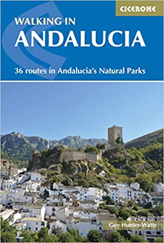Walking in Andalucia. Cicerone. (Cicerone Walking Guide)