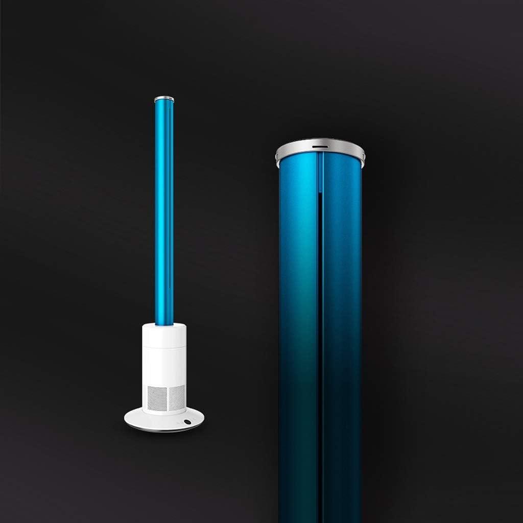 Lwdfs Ventilatore Senza Ventola Telecomando Ventola di Raffreddamento con Telecomando, velocità per Casa E Ufficio (Color : B) A