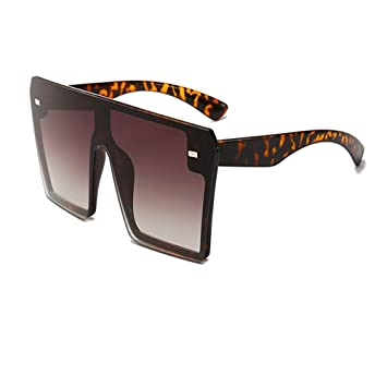 XCTY Gafas De Sol Gafas De Sol Cuadradas Moda para Mujer ...