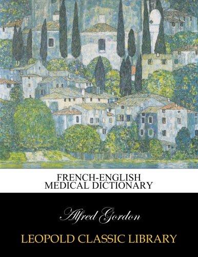 Download French-English medical dictionary pdf epub