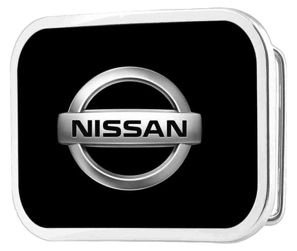 Datsun Nissan Automobile Company Classic Nissan Logo Rockstar Belt Buckle Buckle Down