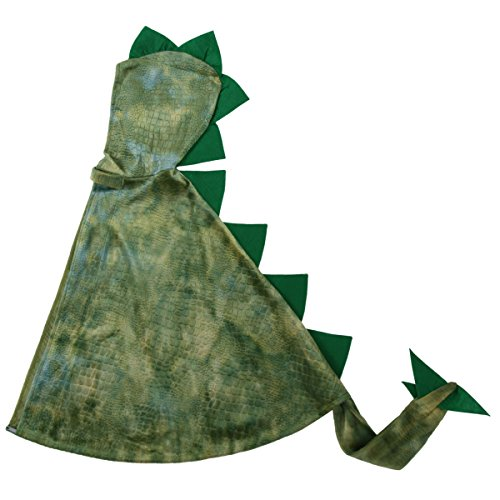 Green Dragon Cloak with Tail