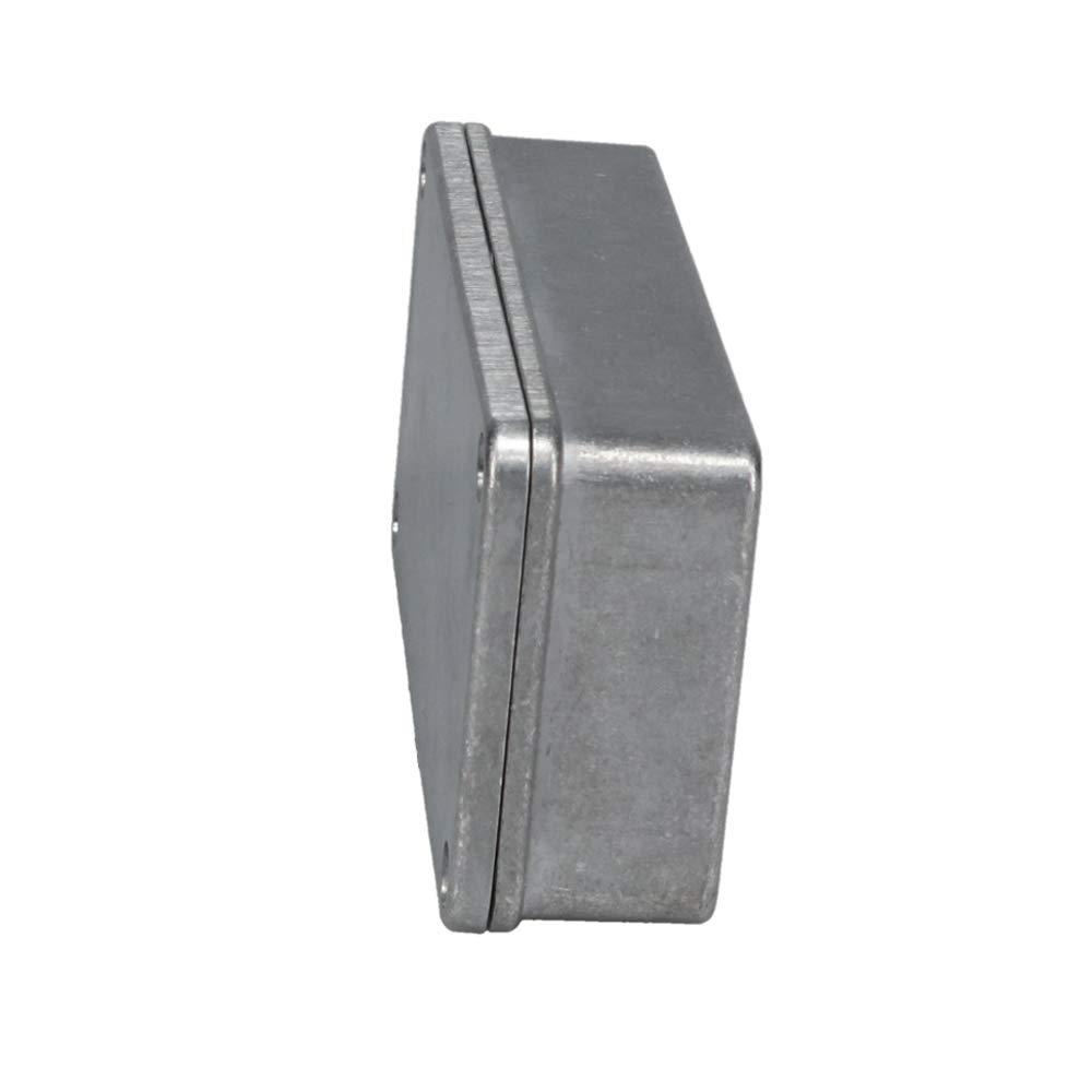 BUD Industries AN-1320-A IP68 Aluminum 4.04x2.07x1 enclosure Natural