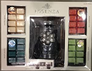 Amazon Com Essenza Scented Wax Warmer With 4 Scents