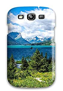 Fashion Protective Scenery Case Cover For Galaxy S3