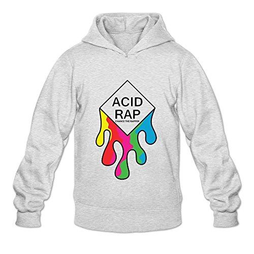per Acid Rap Sweater Size L Ash ()