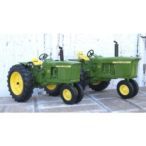 (John Deere 1963 3020/4020 50th Anniversary Collector Edition 1/16 Scale Tractors )