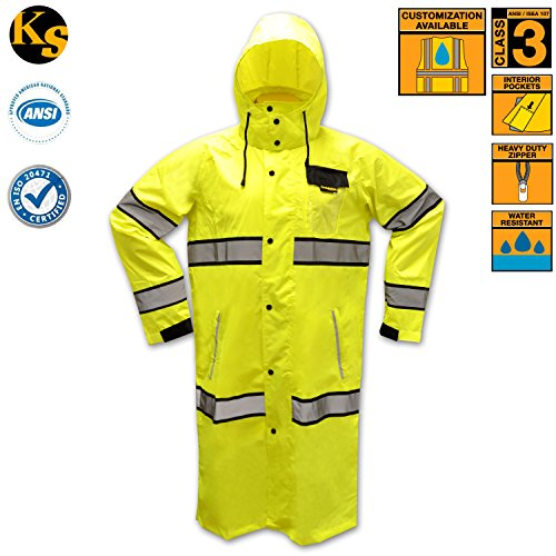 KwikSafety Trench Waterproof Weather Resistant