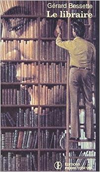 Résultats de recherche d'images pour «le libraire gérard bessette»