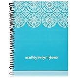 Monthly Budget Book, Financial Planner Organizer