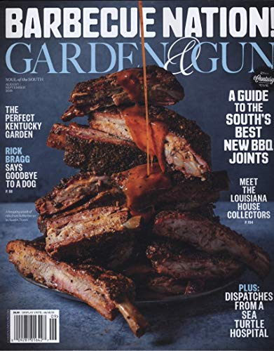 Garden & Gun (August-September 2019) BBQ - Bbq Magazine