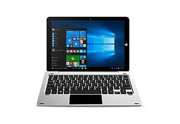 Chuwi Hi12 cwi520 2 in1 Tablet PC Windows 10 + Android 5.1 Gris Oscuro + Teclado + lápiz: Amazon.es: Informática
