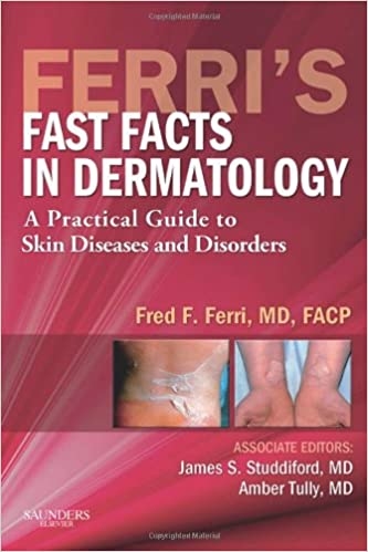 Ferris fast facts in dermatology a practical guide to skin isbn 13 978 1437708479 fandeluxe Images