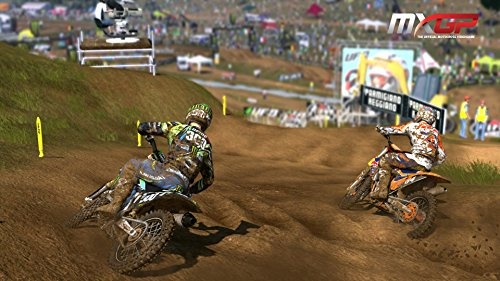 MXGP 14: The Official Motocross Videogame by Bandai (Image #18)