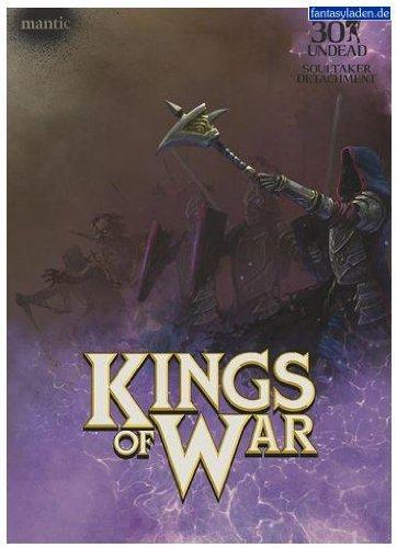 Kings of War Soultaker Detachment