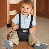 Snazzy Baby My Babys Own Deluxe Travel Chair, Black