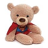 fuzzy bear - GUND DC Universe Fuzzy Bear Supergirl Plush, 14