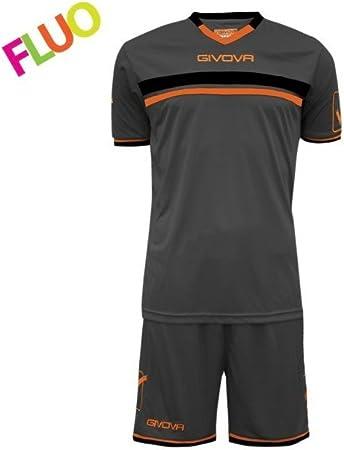 TALLA L. givova Kit Game - Kit Fútbol Unisex Adulto