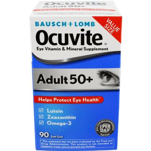 Ocuvite Adult Vitamin Mineral Supplement