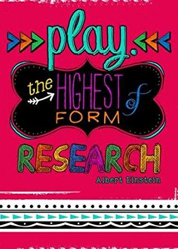 Research Poster Print by Longfellow Designs 20 x 28