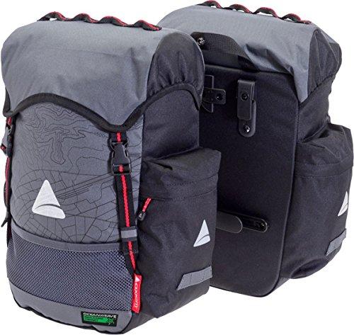 Axiom BAG PANNIER SEYMOUR O-WEAVE P35 GY/BK