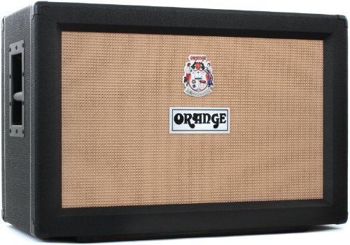 Orange PPC212 - 120W 2x12'' Cabinet - Black by Orange