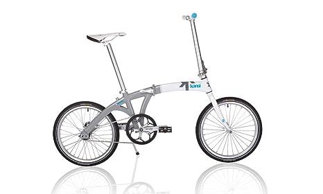 Kansi KNS120WC - Bicicleta (menos de 3 velocidades, 20