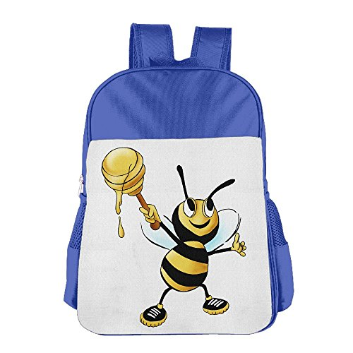Kanduquyi Making Bee Kids' Backpacks Cute Children Backpack Schoolbags For Boys And Girls - Bee Donations