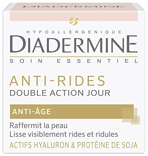 - Diadermine Double-Action Anti-Wrinkle Day Cream 50 ml Pot by Diadermine