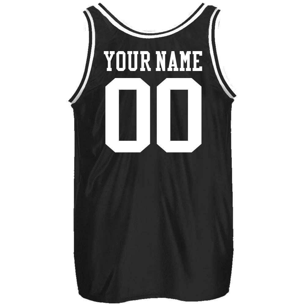776f04faa Amazon.com  Rainbow Logo Slim Fit Custom Basketball Jersey with Logo Team  Name and Numbers  Clothing