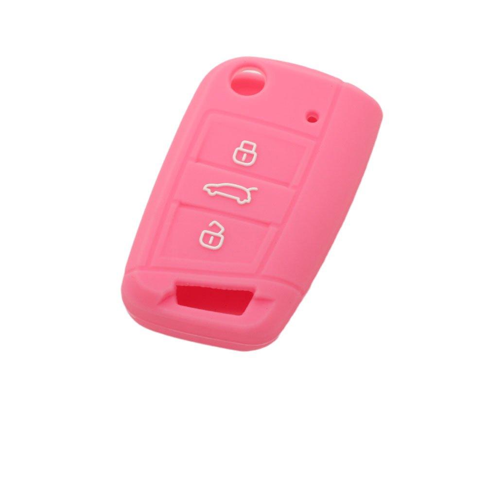 Funda para llave de veh/ículo de 3 botones Fassport