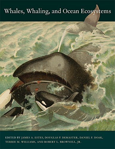 Books : Whales, Whaling, and Ocean Ecosystems