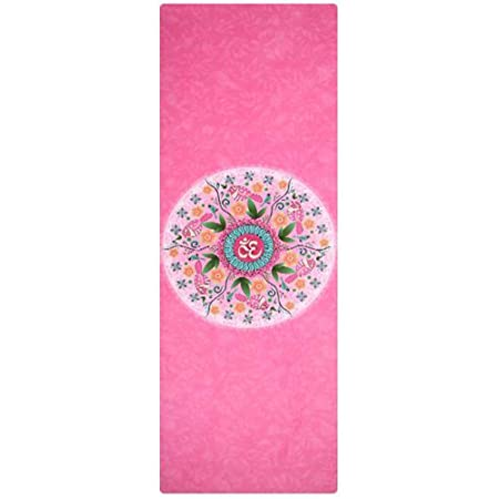 ROM Alfombra Yoga Grande, Antideslizante Plegable Alta ...