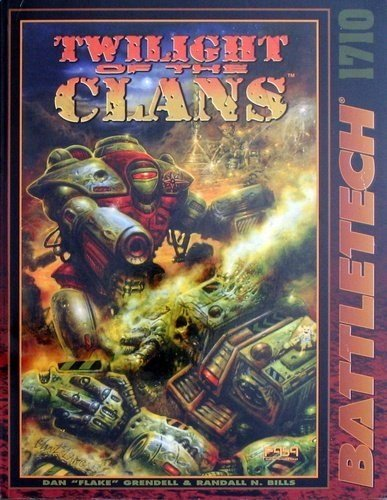 Twilight of the Clans (Battletech #1710)