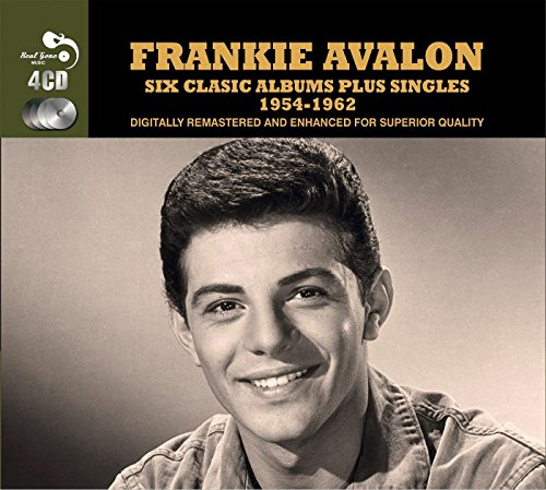Avalon Single (6 Classics Plus Singles   - Frankie Avalon)