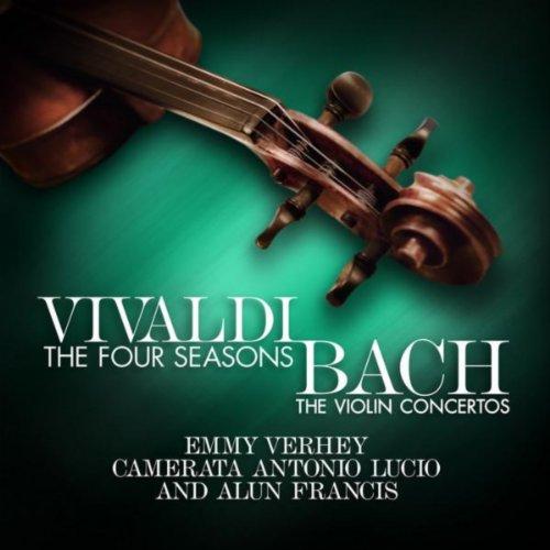 Vivaldi - The Four Seasons - Bach: The Violin Concertos