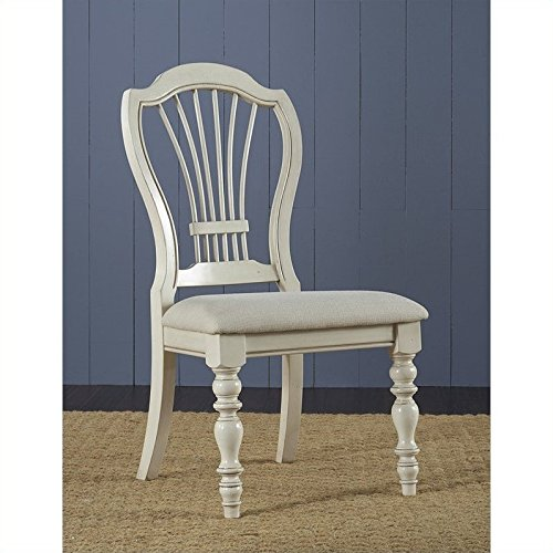 Wheat Back Chair - Hillsdale Pine Island Wheat Back Dining Chair (Set of 2)