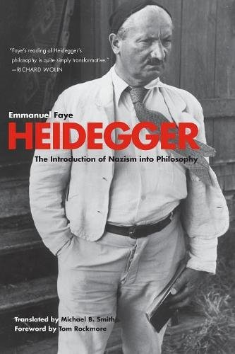 Heidegger: The Introduction of Nazism into Philosophy in Light of the Unpublished Seminars of 1933-1935 ebook