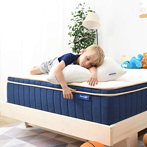 Sweetnight Hybrid Twin Mattress
