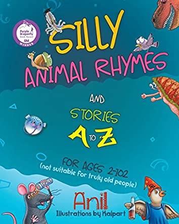Silly Animal Rhymes and Stories A to Z