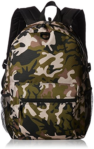Price comparison product image FAB Starpoint Boys' Backpack with Headphones, Camo