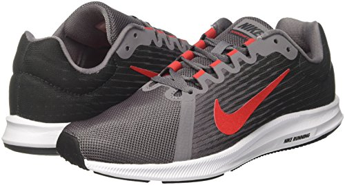 Downshifter Hommes black 005 Gris De Chaussures white 8 red anthracite Speed Course Nike gunsmoke q5wxPddO