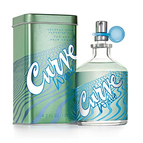 Curve For Women Citrus Eau De Toilette - Curve Wave by Liz Claiborne for Men 4.2 oz Cologne Spray