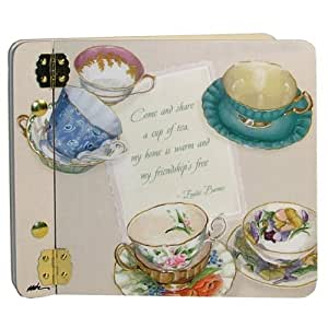 "Lexington Studio 24048 ""Tea Cups"" Album, Mini"
