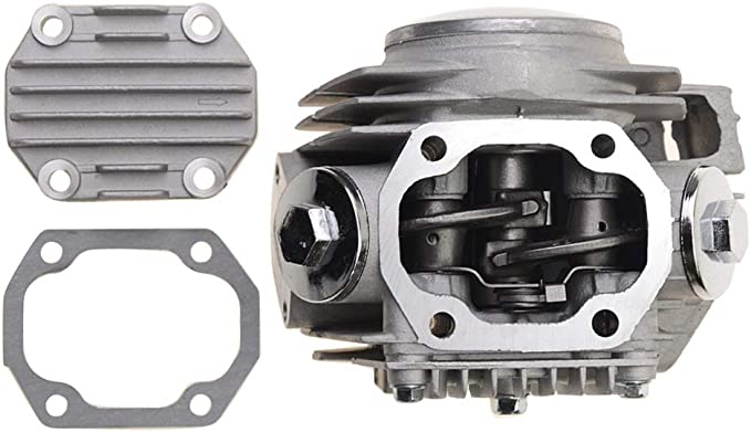 WOOSTAR Cylinder Head Cover Replacement for GY6 4 Stroke 125cc 150cc Scooter Motorcycle Chinese ATV Go Kart