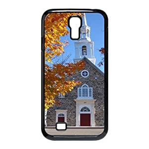 Church Custom Cover Case with Hard Shell Protection for SamSung Galaxy S4 I9500 Case lxa#489611 by runtopwell