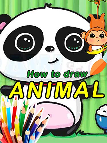 How to draw Animal: Forest Animal